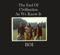 The End of Civilization as We Know It by The BOI (The Phil Mansell Collection)