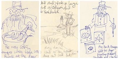 Mungo notebook collage 1